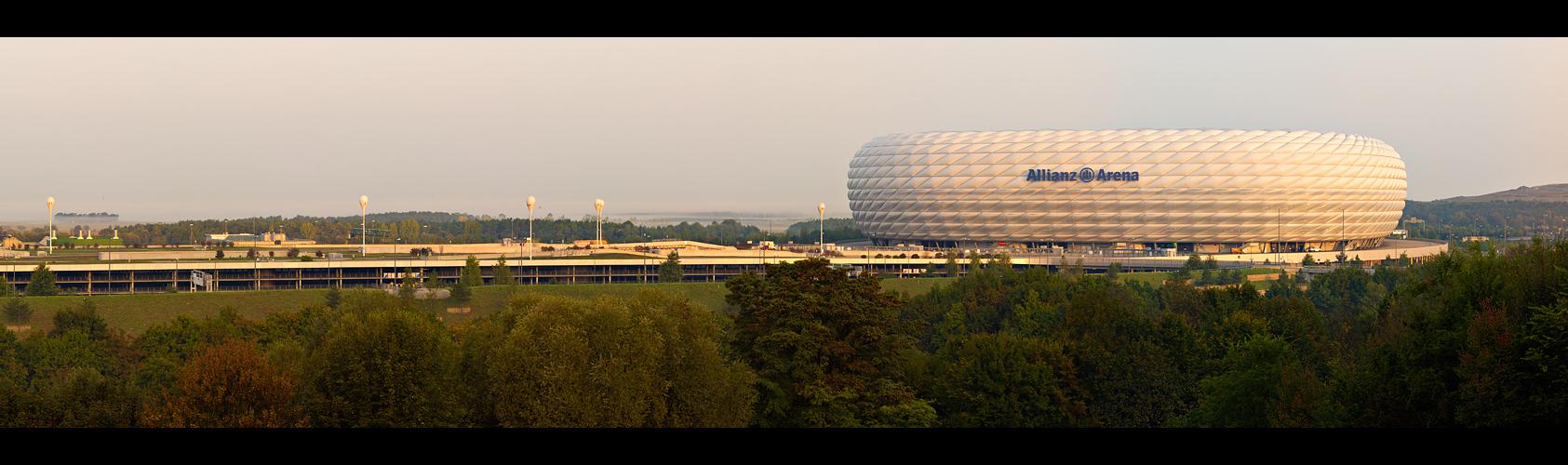 Stadion des Champions League Finale 2012