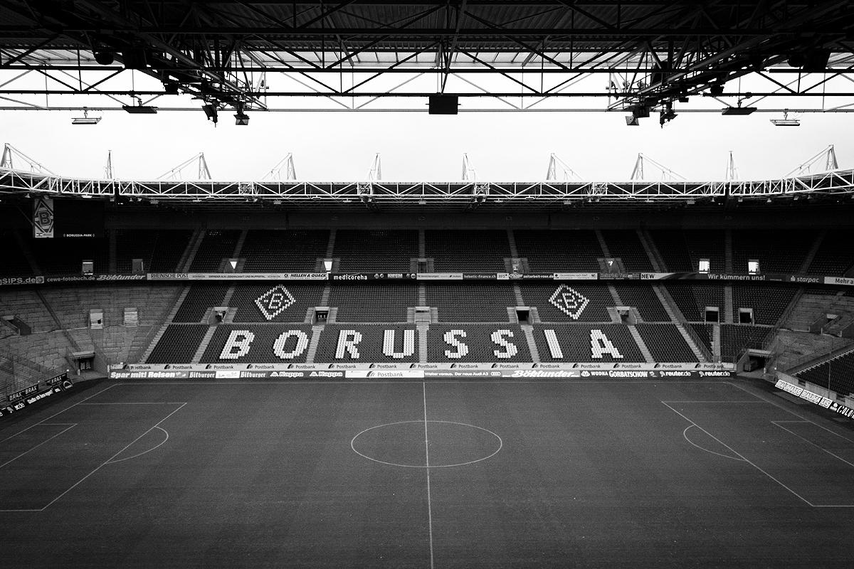 Stadion im Borussiapark, VFL!