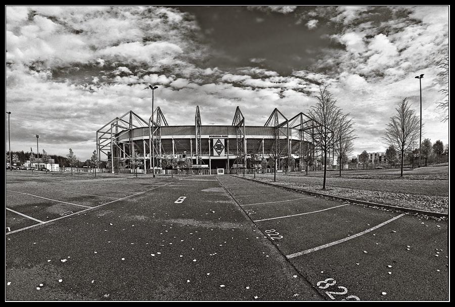 Stadion in Borussia-Park 10