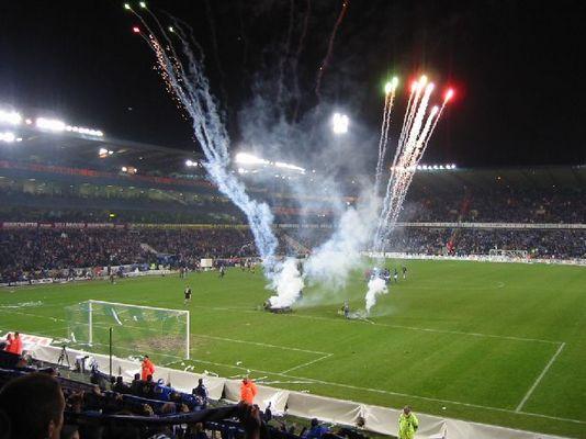 Stadion in Genk