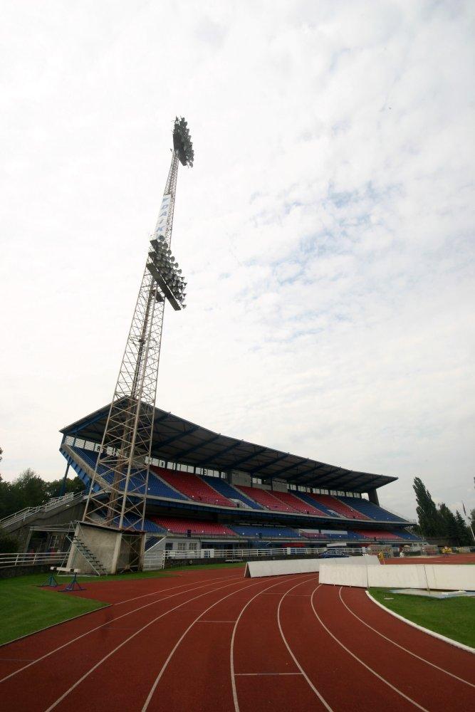 Stadion mesta Plzne (Struncovy Sady)