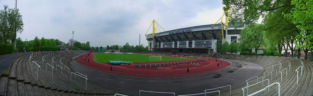 Stadion Rote Erde - Westfalenstadion