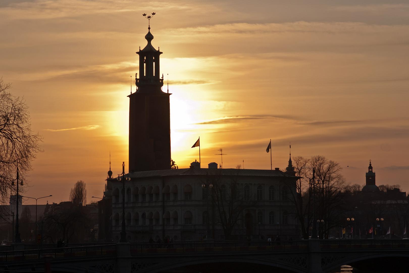 Stadshuset - Stockholm