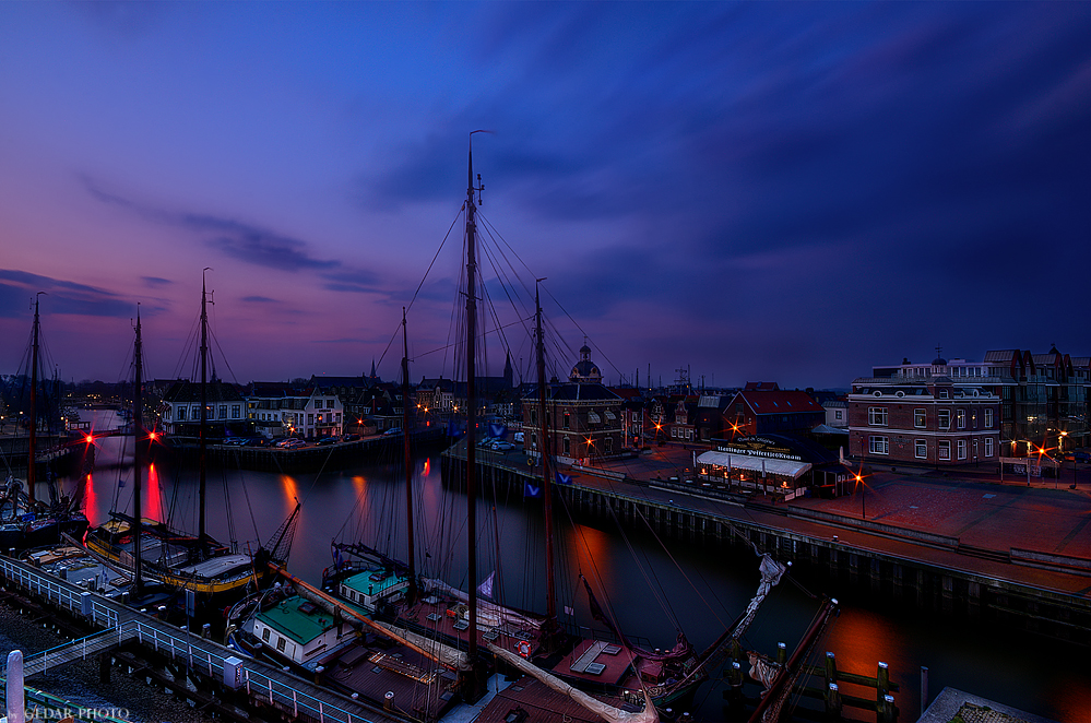 Stadt Harlingen-NL