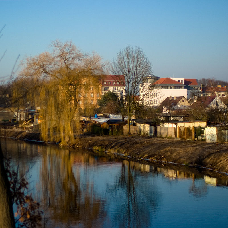 Stadt Land Fluß