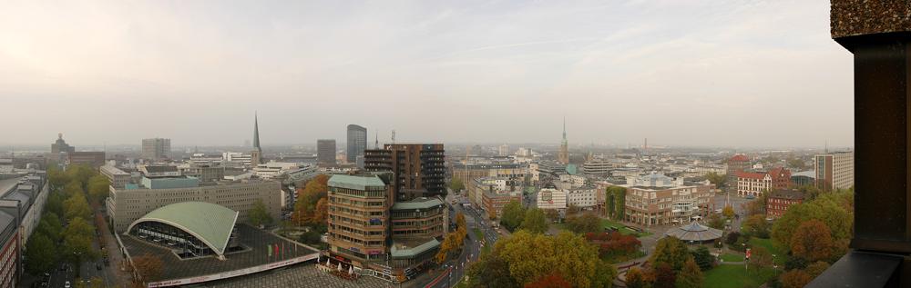 Stadt Panorama