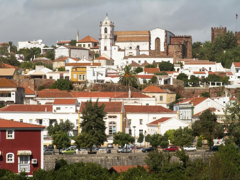 Stadt Silves