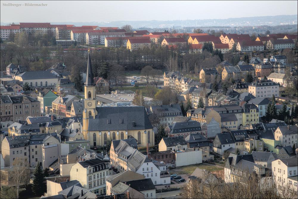 Stadt Stollberg 2014