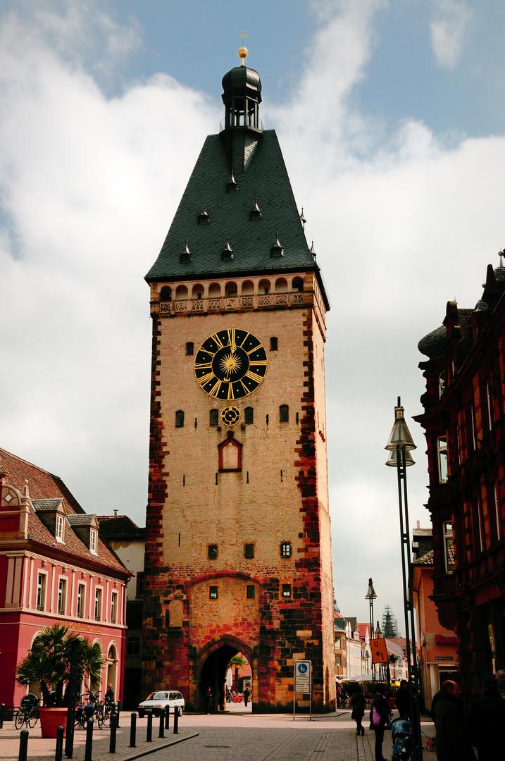 Stadt -Tor