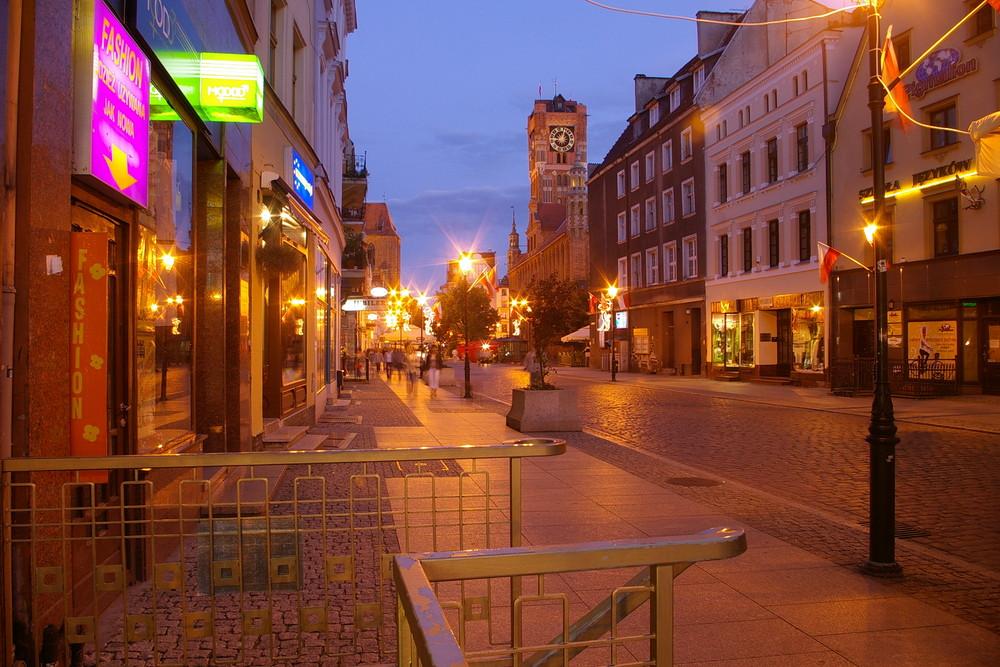 Stadt Torun Thorn Sommer 2007