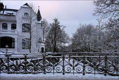 Stadt Winter