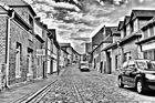 Stadtansicht in Sternberg (M/V)