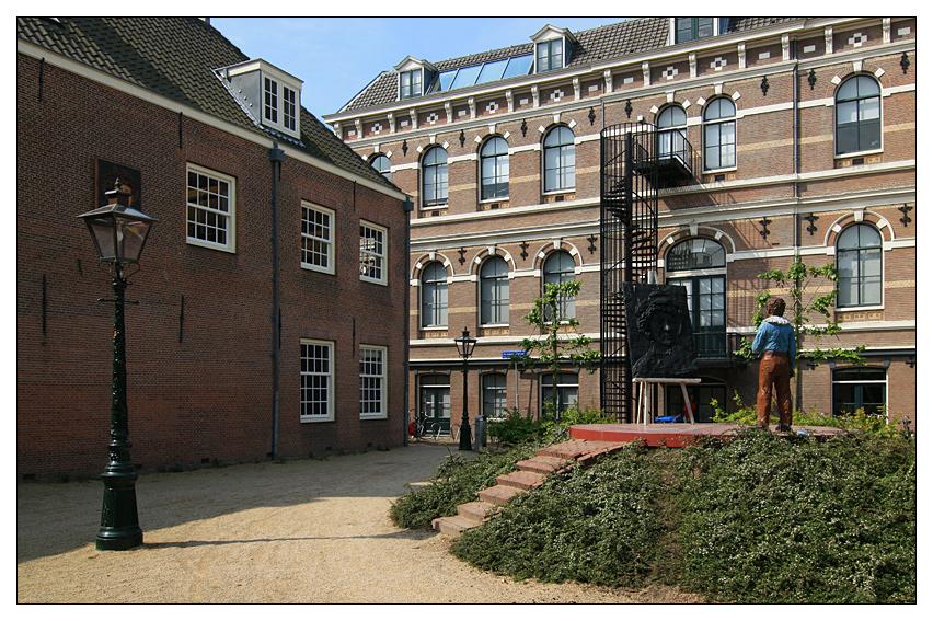Stadtansicht Leiden 2