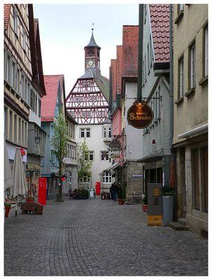 Stadtansicht Öhringen