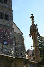 Stadtansicht Schwäbisch Hall 14
