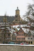 Stadtansicht Schwäbisch Hall 21