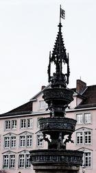 Stadtansichten - Altstadtmarktbrunnen