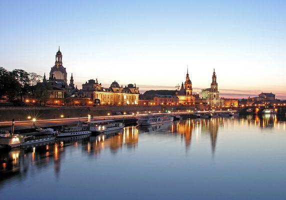 Stadtansichten Dresden