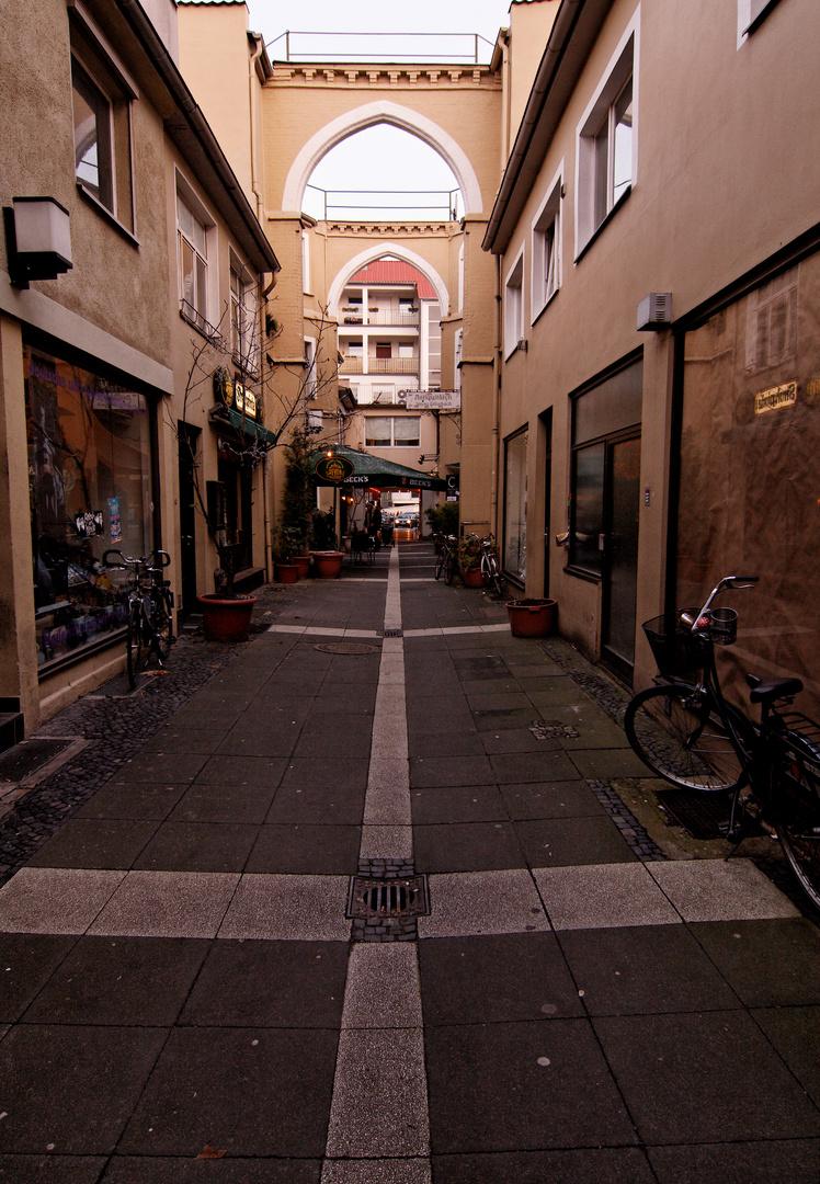 Stadtansichten - Handelsweg