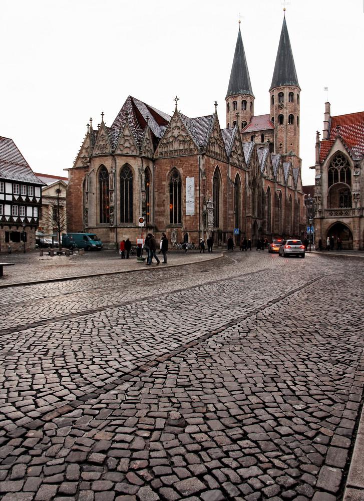 Stadtansichten - St.Martinikirche
