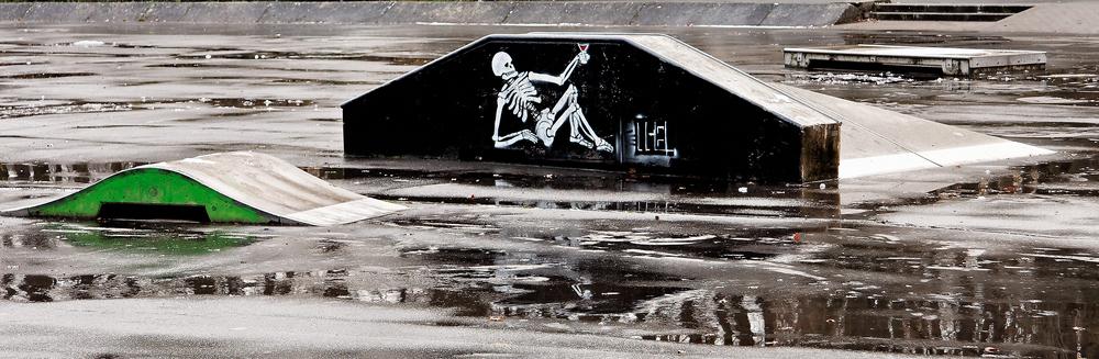 Stadtansichten - Todesrampe
