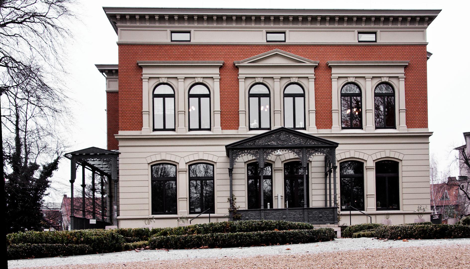 Stadtansichten - Villa Gerloff