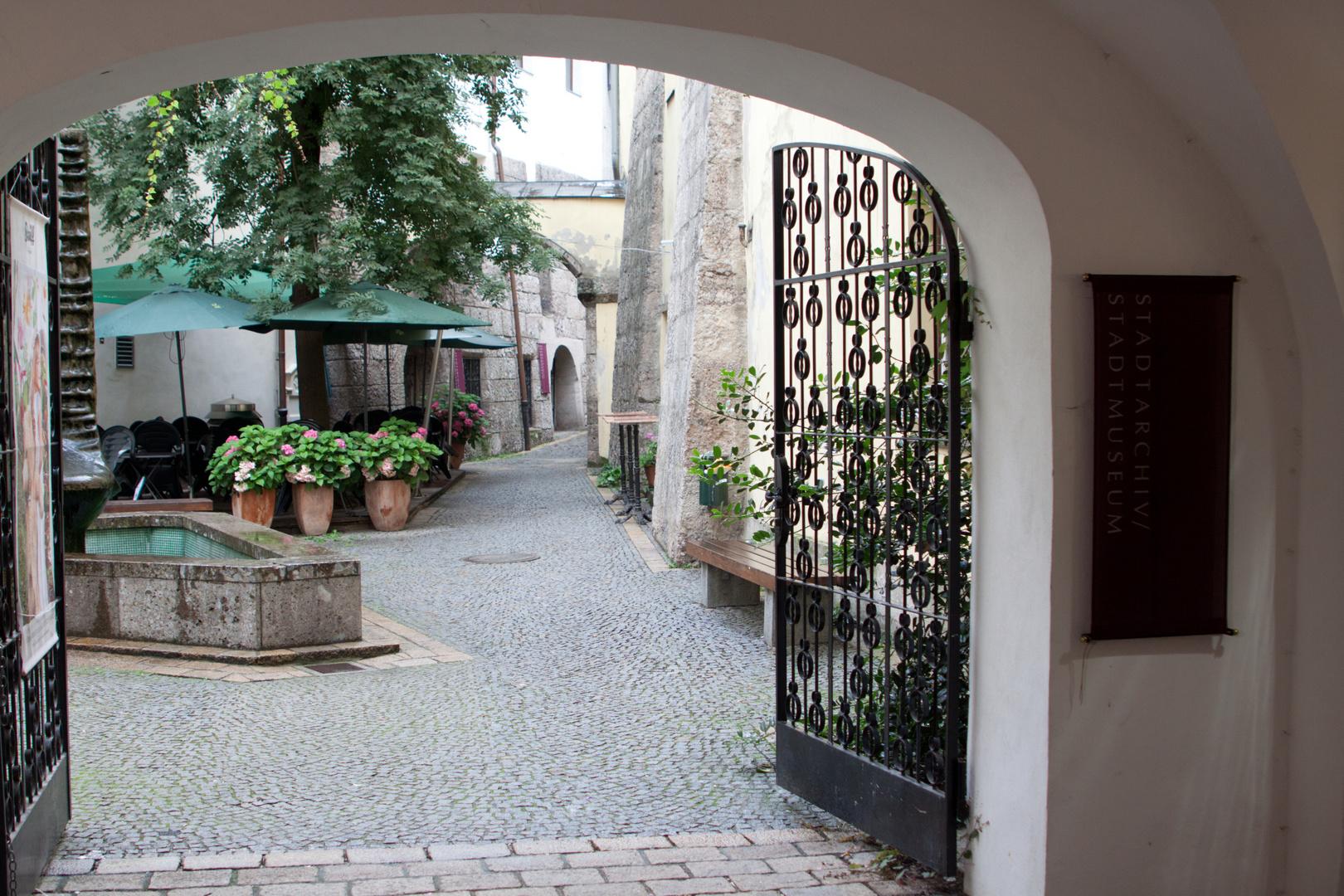 Stadtarchiv Innsbruck
