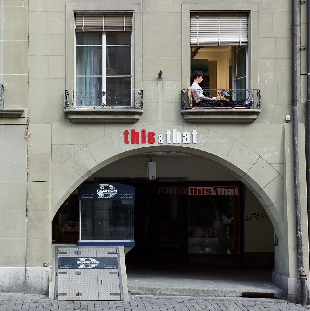 """Stadtaufsichten"" Bern"