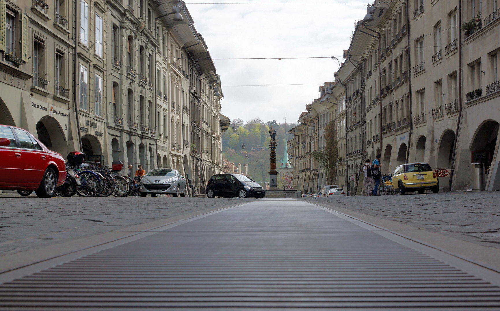 """""""Stadtaussichten"""" Bern"""