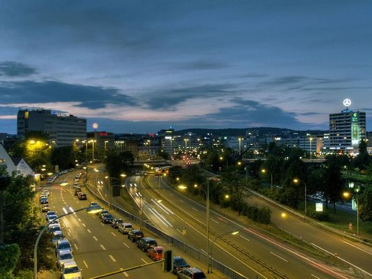 Stadtautobahn Saarbrücken