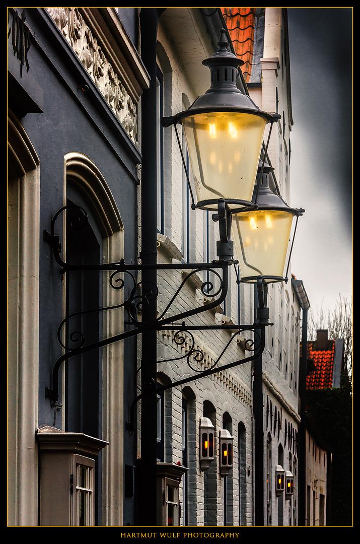 Stadtbeleuchtung
