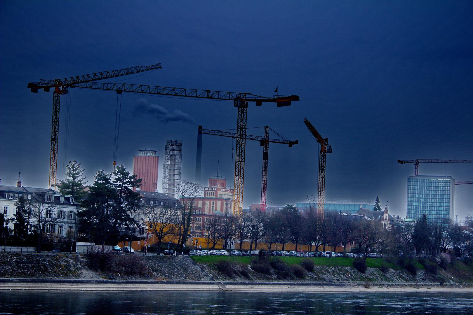 Stadtbild Basel