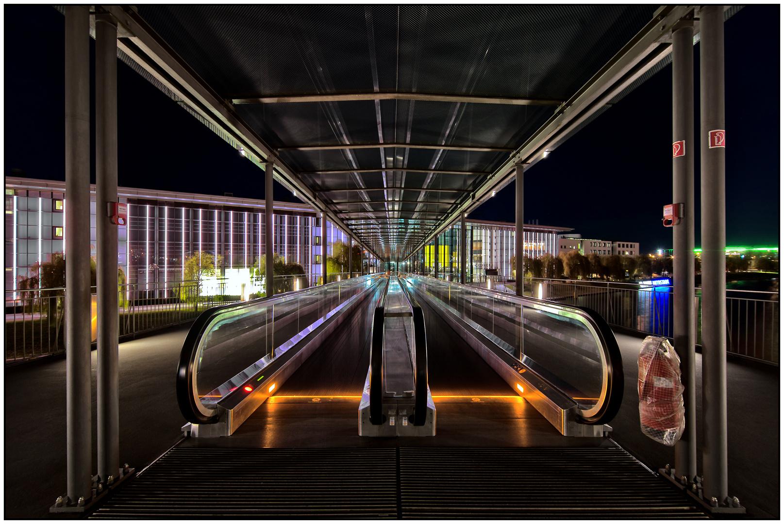 Stadtbrücke in Wolfsburg IV