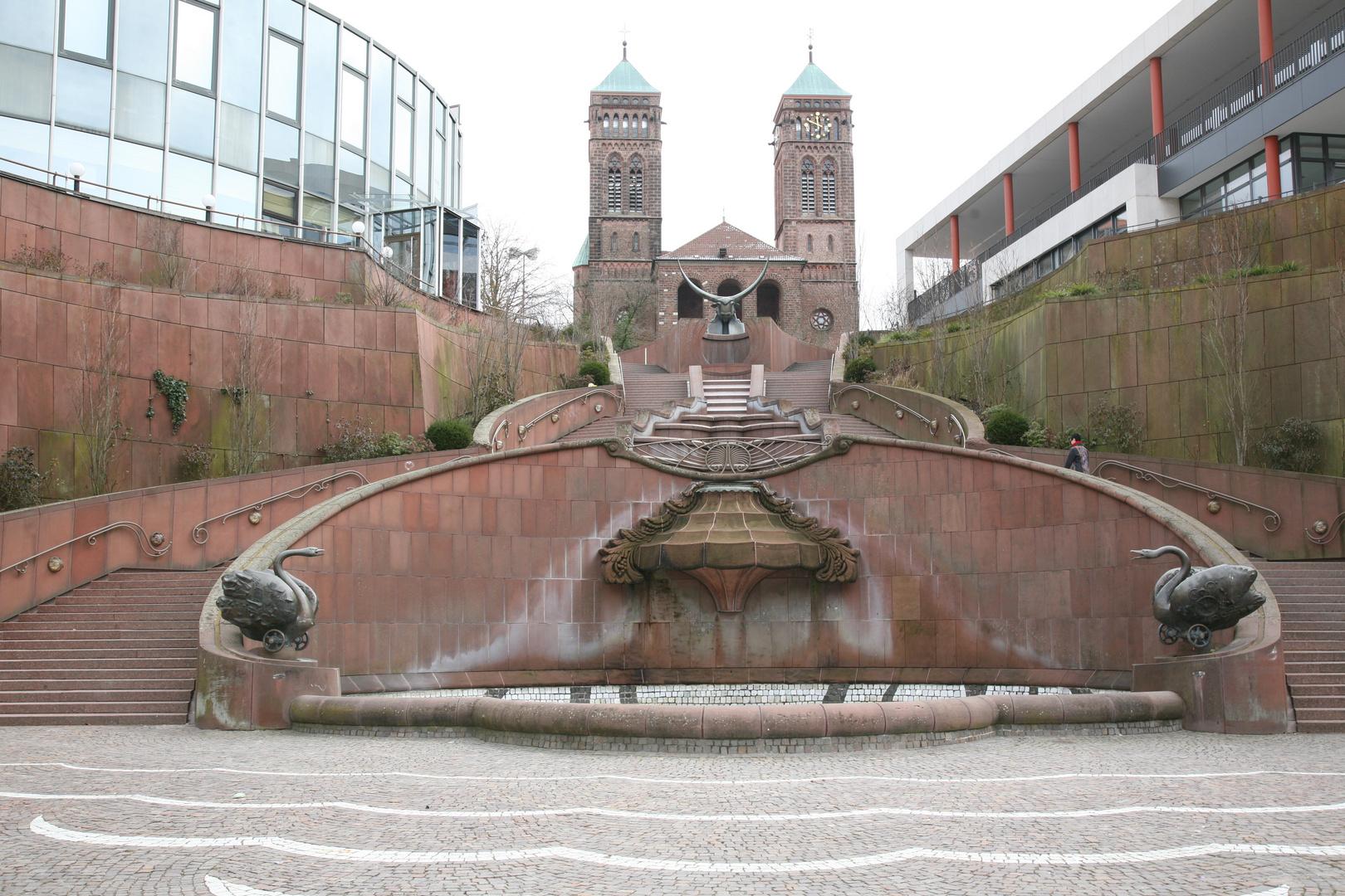 Stadtbrunnen Pirmasens