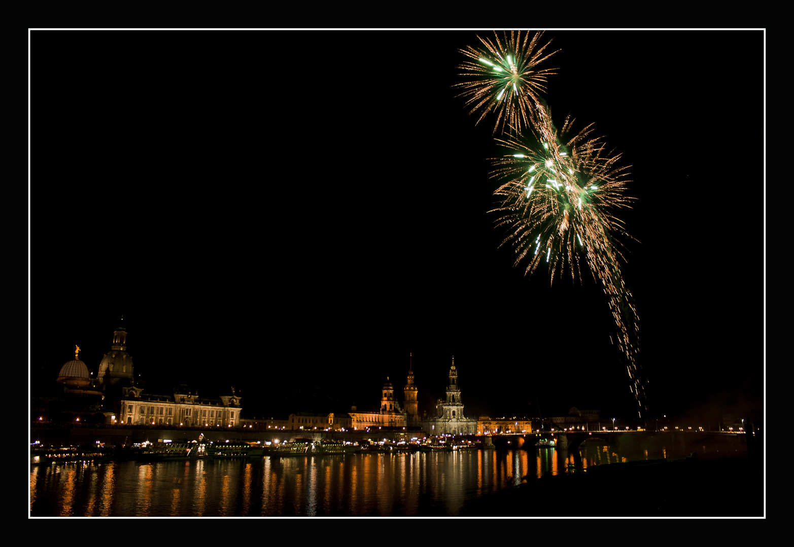Stadtfest in Dresden