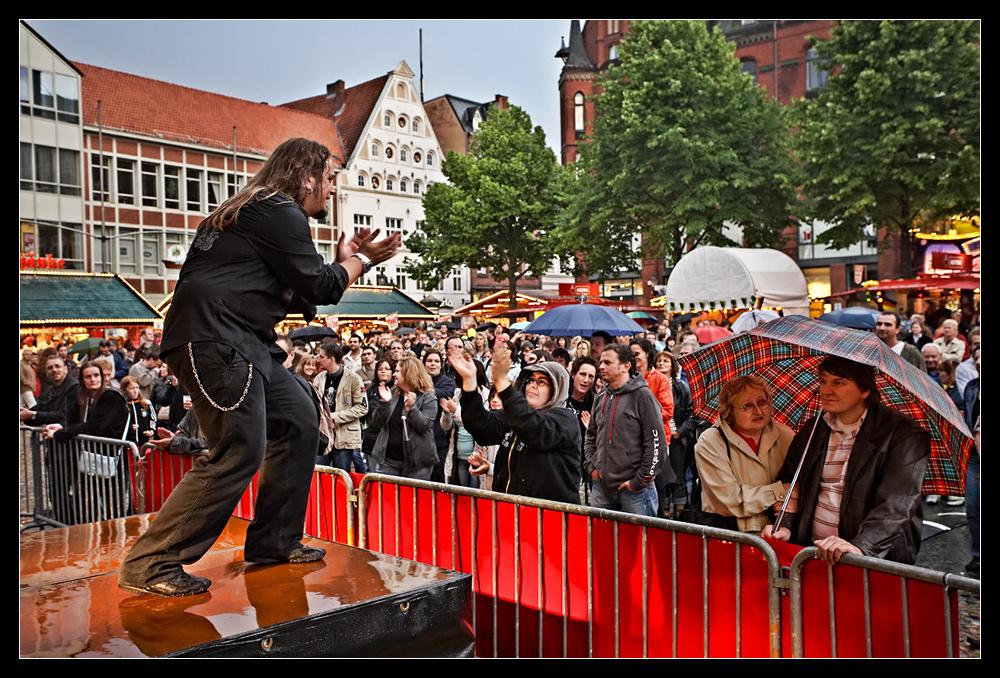Stadtfest Lüneburg 2008: Totoo99 live!