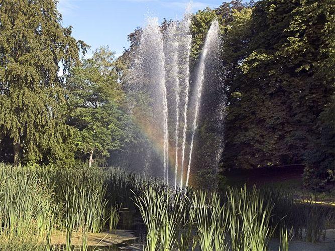 Stadtgarten von Hagen (Westf.)