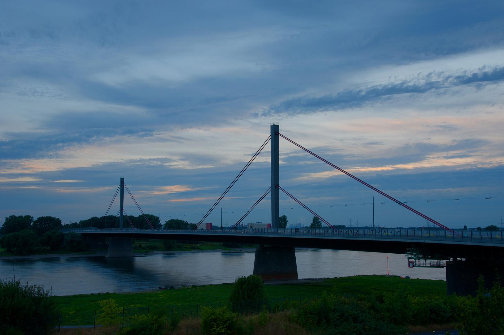 Stadtgrenze Köln / Leverkusen