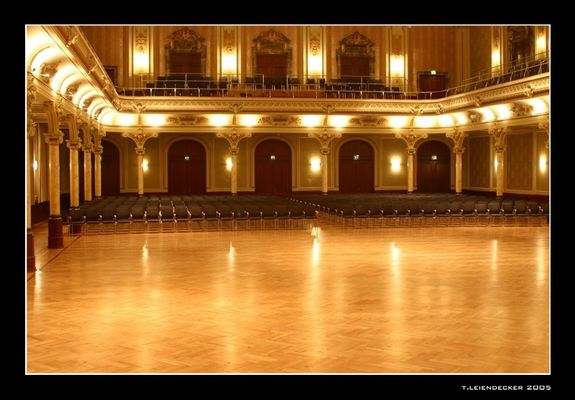 ~~ stadthalle wuppertal ~~