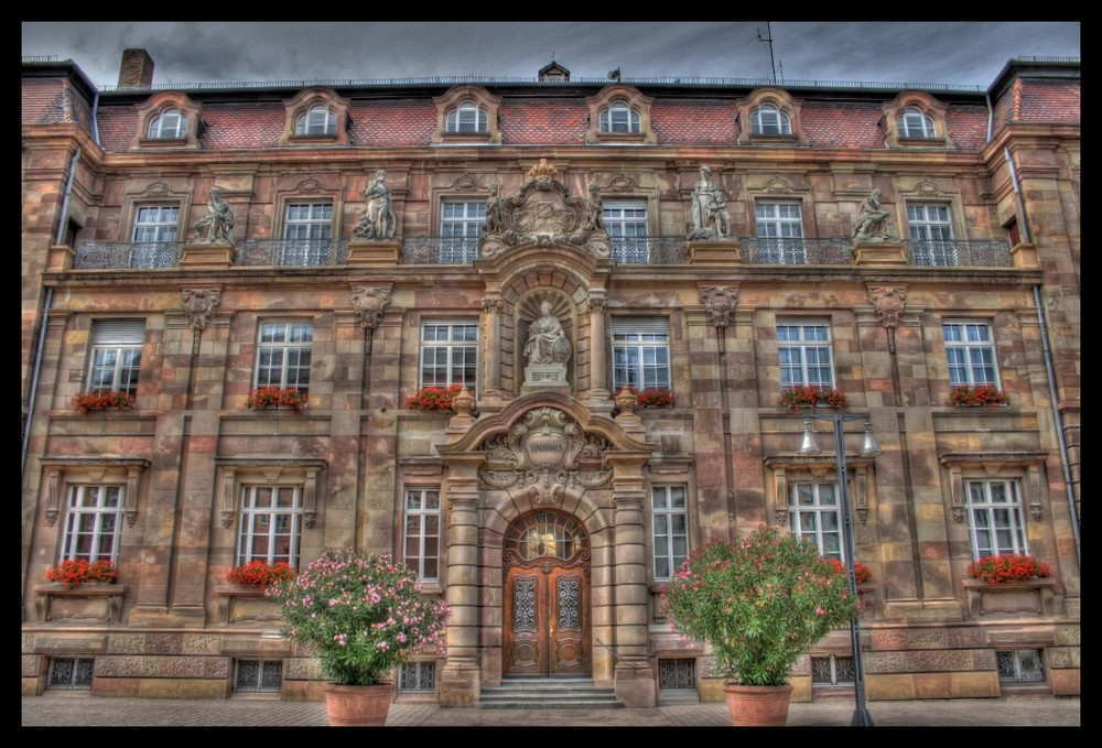 Stadthaus in Speyer (HDR)