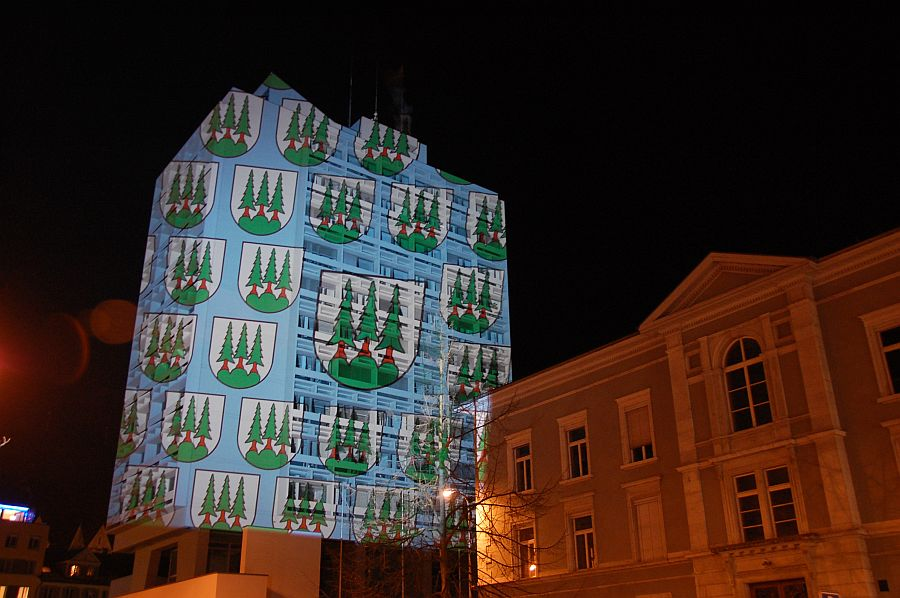 Stadthaus Olten by Gerry Hofstetter