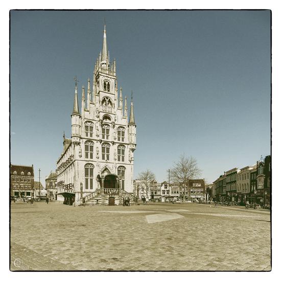 Stadthaus von Gouda, Niederlande