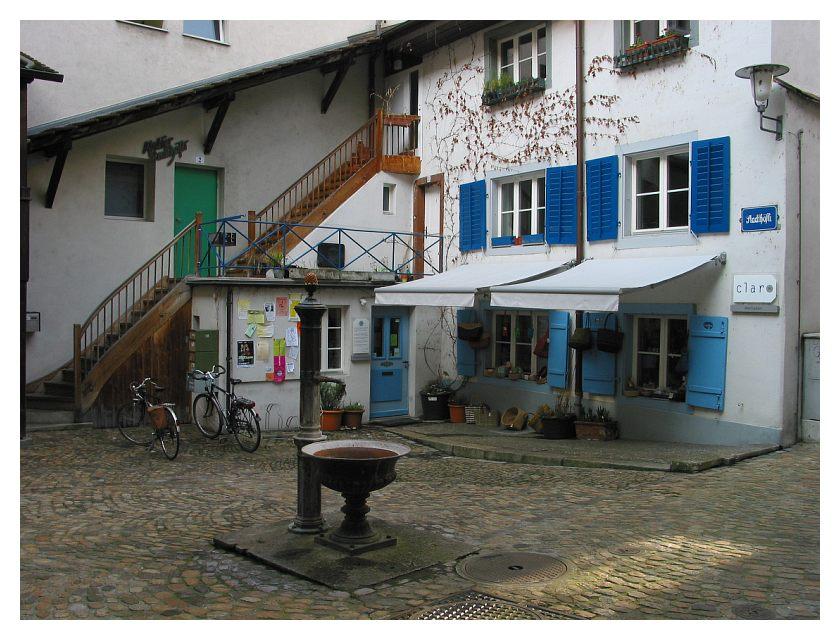 Stadthöfli in Aarau