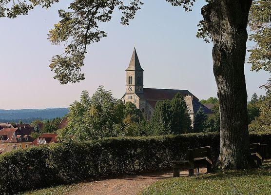 Stadtkirche Bonndorf