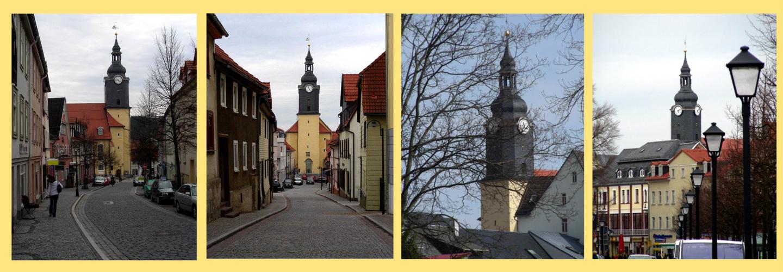 Stadtkirche Ilmenau