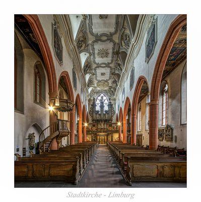 "Stadtkirche (Limburg ) "" Gott zu Gefallen..."""