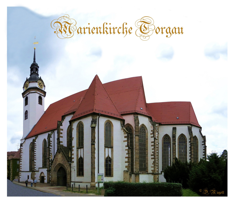 Stadtkirche Sankt Marien in Torgau
