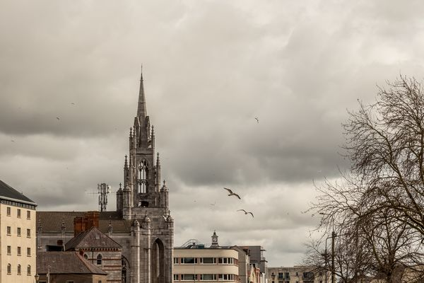 Stadtlandschaft Cork