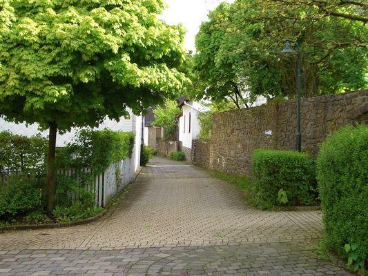 Stadtmauer Breckerfeld