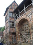 Stadtmauer in Zerbst